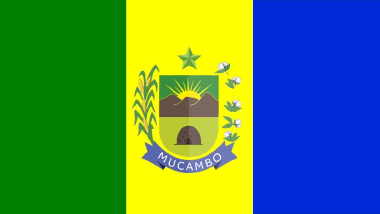 Bandeira de Mucambo - CE