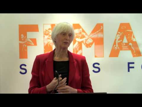 Baroness Sue Campbell - Female Sports Forum Leadership Conference (29th March 2017)