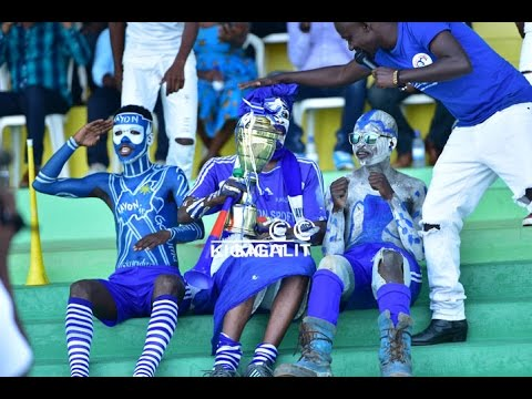 RAYON SPORTS FANS EXPLODE INTO WILD CELEBRATIONS AFTER WINNING LEAGUE TITLE!