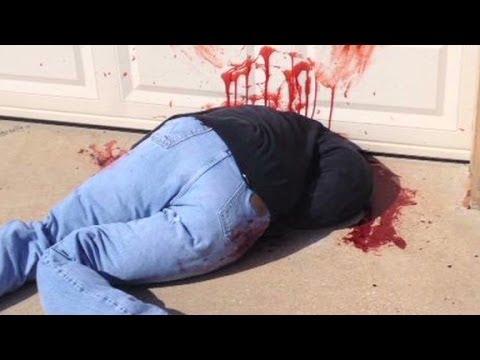 Halloween Decoration 911 Call