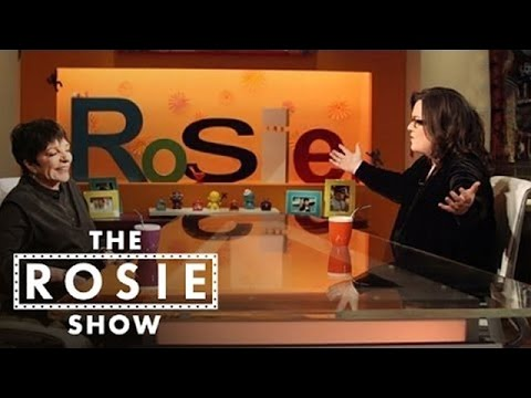 When Liza Minnelli Met Bob Fosse | The Rosie Show | Oprah Winfrey Network