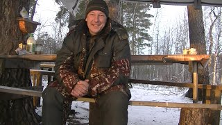 Три Дня и Три Ночи в Палатке! Зимняя Рыбалка на Удочку и Жерлицы! Полные Мешки Рыбы. Вот это Норма!