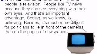 Английский язык. Средства массовой информации