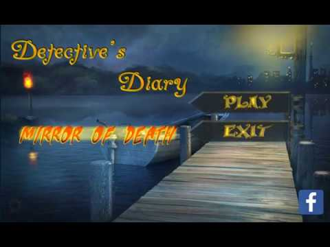 Mirror Of Death Detective Diary Walkthrough