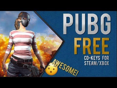 [̲̅O̲̅][̲̅M̲̅][̲̅G̲̅] 😻 PUBG FREE/GRATIS cd-key?!  [PUBG Download for Xbox, Steam, PC, PS4]