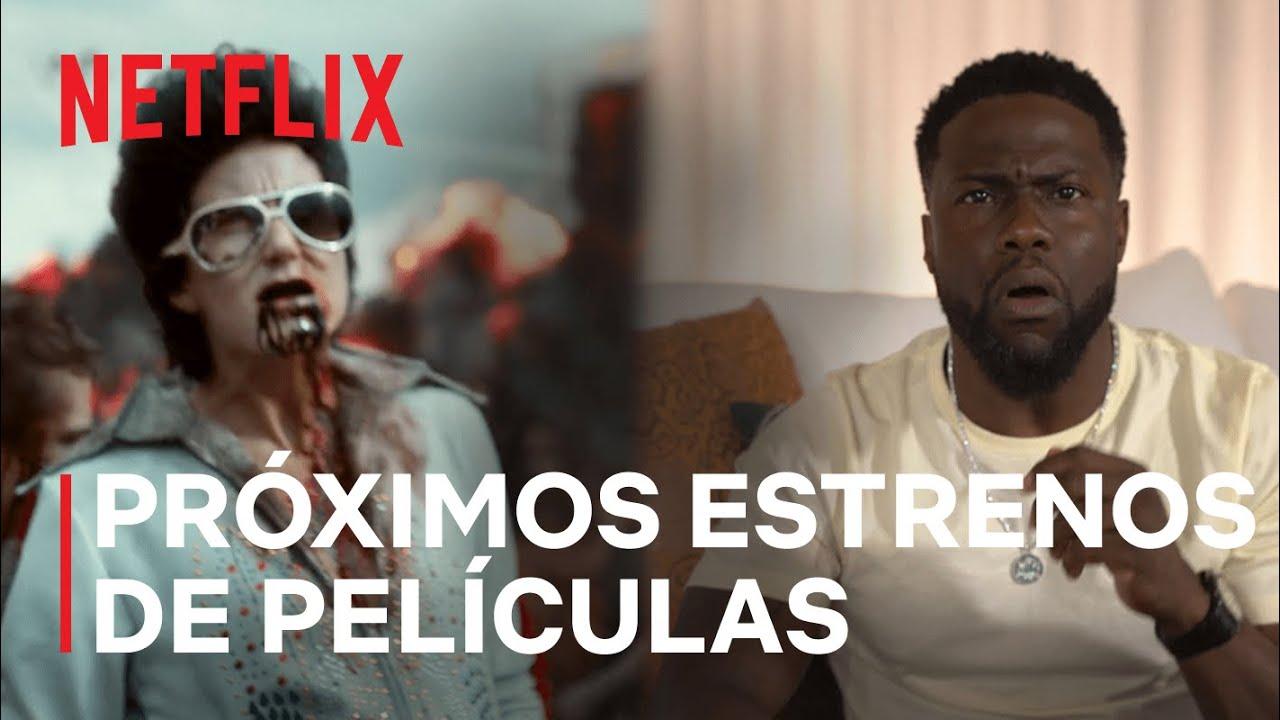 Todos los estrenos de Netflix desde mayo hasta agosto