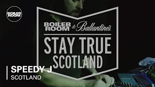 Speedy J Boiler Room & Ballantine