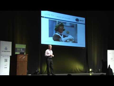 Philippe Brodeur | Director Aer Tv | DCU Business School