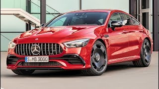 2019 Mercedes GT 43 AMG 4MATIC+ 4-door Coupe - Performance And Ease In Everyday Use