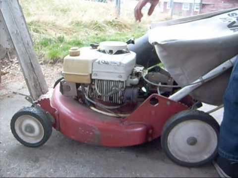 Vintage Snapper Mower Youtube