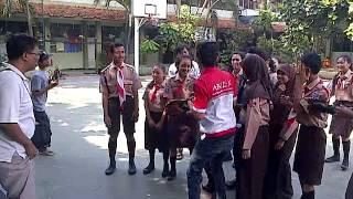 Lebaran Pramuka SMPN 16 Tangerang