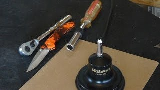 Wilson Little Wil CB Antenna Disassemble and troubleshoot Bad SWR