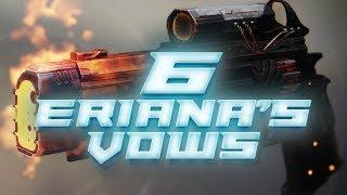 6 Eriana's Vows Challenge In Destiny 2 PVP!!