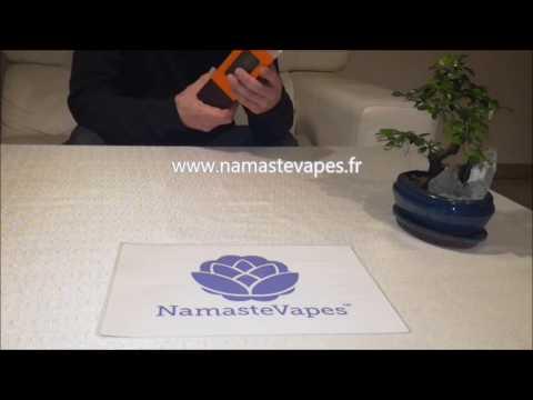 Présentation et test du vaporisateur DaVinci IQ par Namaste Vapes France