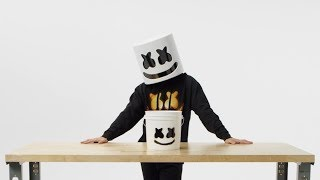 How To Make a Marshmello Trick or Treat Bucket for Halloween