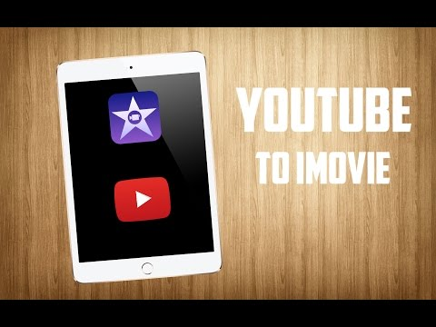 How to add any Youtube song to iMovie [NO JAILBREAK]