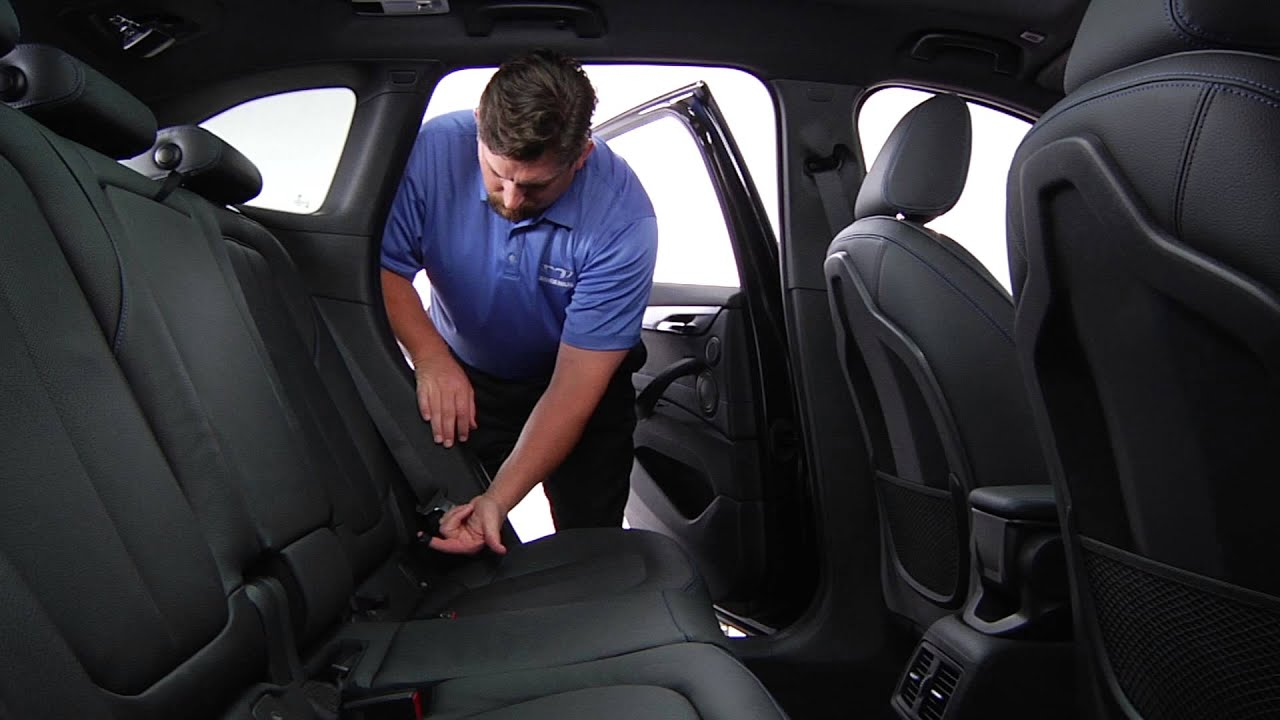BMW 428I Convertible >> Rear Seat Cargo Positions | BMW Genius How-To - YouTube