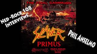 Ned-Rock 108 Interviews Phil Anselmo