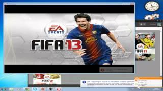 Fifa 13 Demo: Halbzeitlänge ändern (ohne Expander) [720p HD]