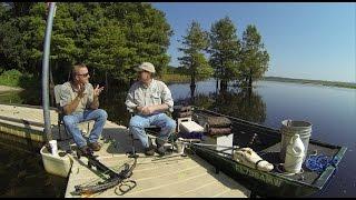 Legal methods of take for alligator hunting in Florida