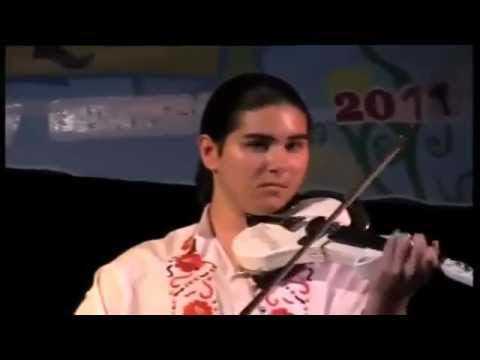 Cantini Violin X-Series play Romanian Song .mp4
