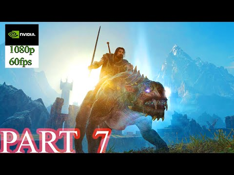 Фото Middle-Earth: Shadow of Mordor Gameplay Part 7 (PC HD) [1080p60FPS] [ULTRA MAX SETTINGS ]