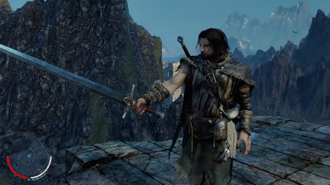 Middle-Earth: Shadow of Mordor Gameplay Part 7 (PC HD) [1080p60FPS] [ULTRA MAX SETTINGS ] фотки