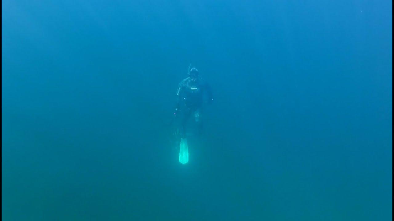 Подводная охота #12 три карьера