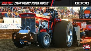 PPL 2018: Light Weight Super Stocks pulling in Jerseyville, IL