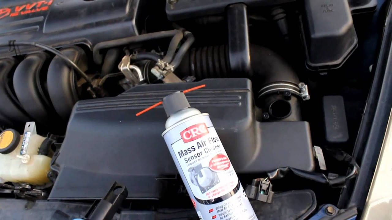 1999 2006 Toyota Celica Gt Diy 2 Cleaning Removing Mass