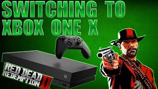 EVERYONE Is Switching To Xbox One X For Red Dead 2!? PS4 Is Losing More Exclusives To Xbox!