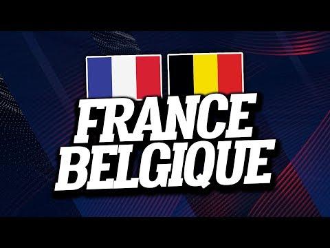 🔴 [ LIVE ] FRANCE - BELGIQUE // Club House