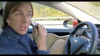 Tesla Autopilot: Exklusiver Test auf deutscher Autobahn