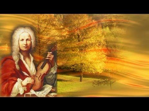 Vivaldi 4 Jahreszeiten -  Herbst / Four Seasons - Autumn /  Classical Music Antonio Vivaldi