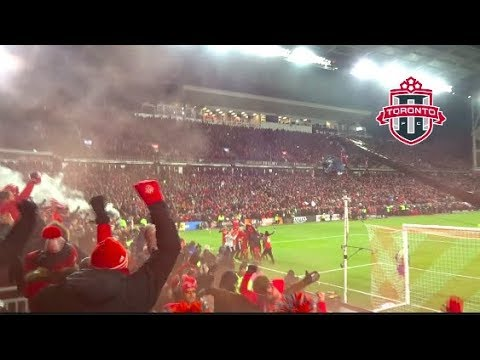 TFC Finals 2017 ( GOAL REACTION FROM CROWD !!)