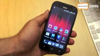 видео Обзор смартфона HTC One SV