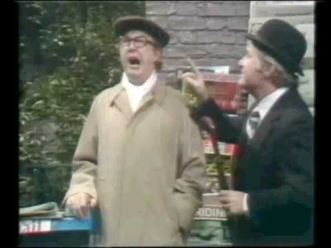 Morny Stannit Morecambe And Wise Youtube