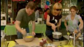 Throwdown with Bobby Flay at Izzy's Ice Cream - part 3 Thumbnail
