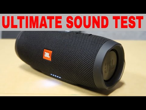 JBL Flip 4 vs Charge 3 Music Test