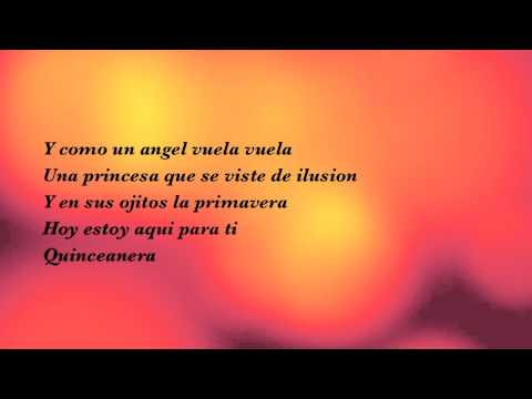 Joey Montana- Quinceañera