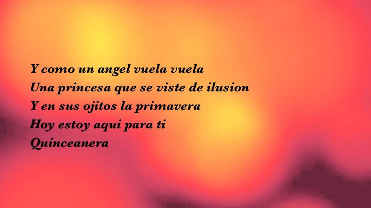Frases Para Quincenera: Poemas Para Una Quinceanera