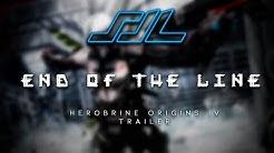 Sami J. Laine - End of The Line (Official HBO IV Trailer)