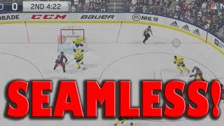NHL 19 SEAMLESS Puck Pick Ups At AN ALL TIME HIGH