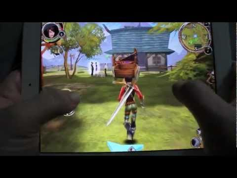 Order And Chaos Online For IPhone/iPod/iPad/Droid Episode 4 - Making Money, Lvl Fast And Profs