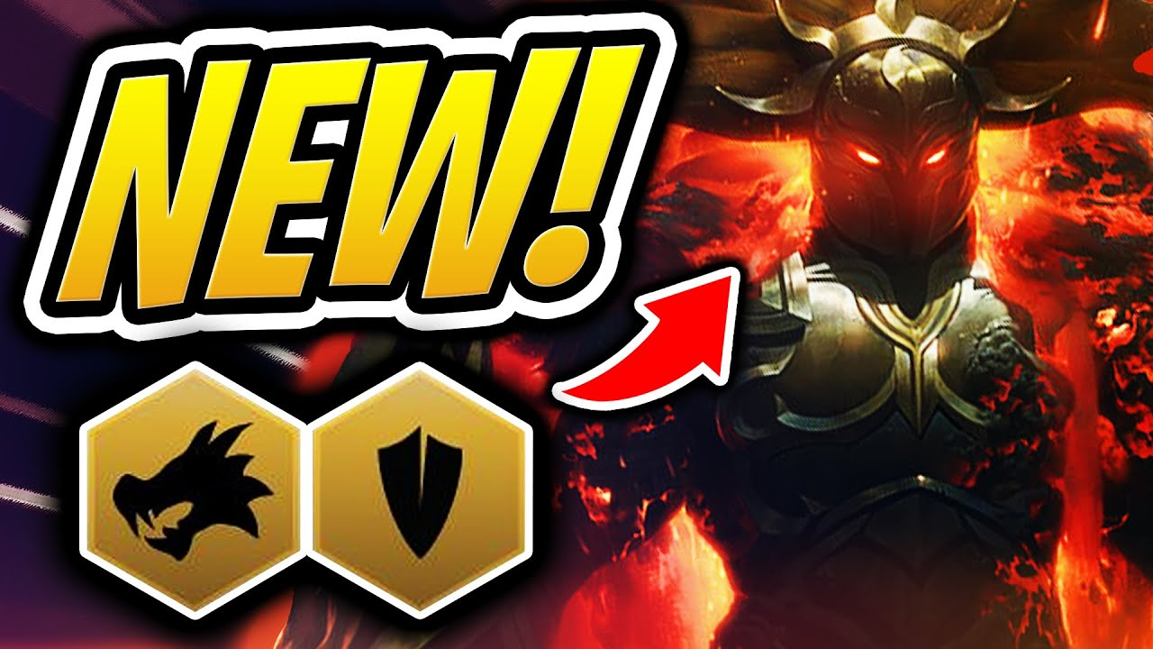 NEW 5 COST TFT CHAMPION - PANTHEON! | Teamfight Tactics | League of Legends  Auto Chess