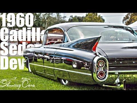 1960 Cadillac Sedan Deville! Vintage Luxury with Modern Performance!
