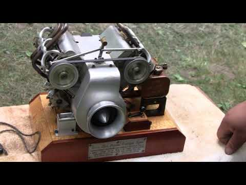 INCREDIBLE HOMEMADE V4 ENGINE (from scratch)