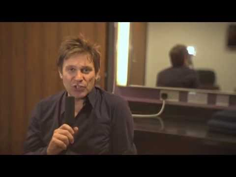Duran Duran -  A Holiday Greeting from Roger Taylor