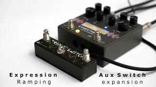 GFI System Synesthesia : Expression, Ramping, and Aux Switches (walkthrough).