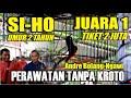 Perawatan Murai Batu Si Ho Tanpa Kroto Juara  Tiket    Di Piala Radja Tembakau  Mp3 - Mp4 Download